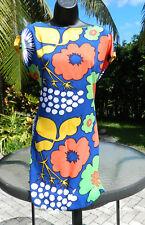Marimekko For Target Women's Kukkatori Print Tunic Shift Beach Dress Size S NEW