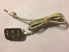 Autentico di Apple iPod in-line sintonizzatore Volume Telecomando Clip modello A1018