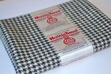 Telas y tejidos cuadrados color principal negro para costura y mercería