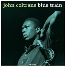 John Coltrane BLUE TRAIN (NOTLP230) 180g LIMITED New BLUE COLORED VINYL LP