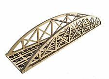 More details for wws single track hi-detail mdf bowstring bridge 560mm – oo/ho model railway