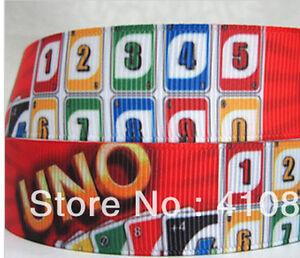 UNO Cards Ribbon 1m long