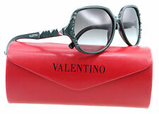 NEW Valentino Sunglasses VAL 5743/S Green UZJ5M VAL5743 57mm