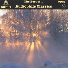 Various Artists - Best of...Audiophile Classics OPUS 3 records SACD 22080