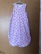 Baby Girls Floral Sleeping Bag Grobag 6-18 Months