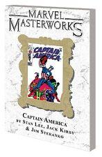 MARVEL MASTERWORKS CAPTAIN AMERICA VOL #3 TPB Tales of Suspense DM VARIANT 64 TP