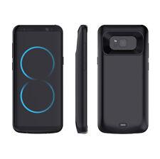 5000mAh Akku Hülle Externe Batterie Charger Case für Samsung Galaxy S8/S8 Plus