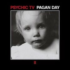 PSYCHIC TV Pagan Day - LP / Red Vinyl - Limited + DL