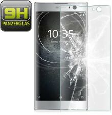 2x 9H Hard Protection Glass For sony Xperia XA2 Foil Screen Film HD Clear