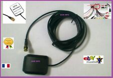 antenne GPS autoradio voiture réception GPS fiche sma autoradio gps, VENDEUR PRO