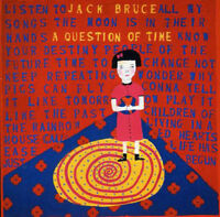 Jack Bruce : A Question of Time CD (2011) ***NEW*** FREE Shipping, Save £s