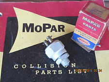 NOS 1951-1952  CHRYSLER DESOTO NEUTRAL STARTER SWITCH PT.#1440209 MOPAR HOTROD