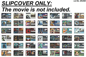 Slipcover Only (Lot No. 4KUHD): for 4K Ultra HD
