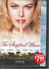"MAKE OFFER FREE SHIP ""The Stepford Wives"" DVD Kidman Broderick Walken Midler"