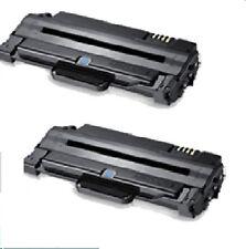 2x Toner für SCX4600 FN SCX4623 SCX4623FN ML2525W ersetzt Samsung MLT-D1052S