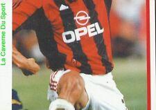 263 PAOLO MALDINI 2/3 ITALIA AC.MILAN STICKER SUPER CALCIO 2001 PANINI
