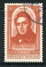 STAMP / TIMBRE FRANCE OBLITERE N° 796 / CELEBRITE LEDRU ROLLIN