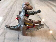 "Godzilla Orig Bullmark 5""Diecast, Japan, More Rare Pink Godzilla"