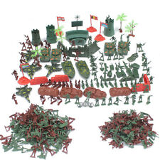 290pcs/set Mini Toy Soldiers Army Toys For Boys Soldier Set Sand Table Model
