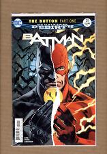 BATMAN #21 First Print Regular Cover The Button DC Comics  2017 NM
