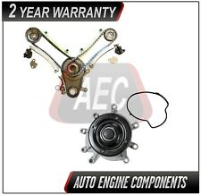 Timing Chain Kit & Water Pump Fits Chrysler Dakota Jeep Grand Cherokee 4.7L