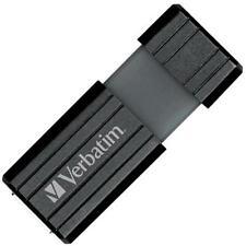 Verbatim Memoria USB 2.0 PinStripe da 16Gb Colore Nero