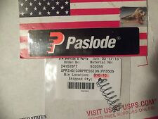 PASLODE Part  # 502055  SPRING/COMPRESSION (PF350S)