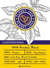 Plantation Hand Roasted 100% ARABICA Coffee Beans (1kg) - FREE DELIVERY