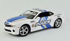 2010 Chevrolet Camaro SS RS Police 1:18  Car Maisto Special Edition, New