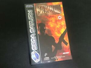 Maximum Force Sega Saturn