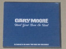 GARY MOORE -Need Your Love So Bad- CDEP