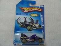 HOT WHEELS 2009 HW SPECIAL FEATURES JET THREAT 4.0 #03//10 FACTORY SEALED