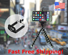 Mini Octopus Flexible Tripod Stand for GoPro Camera iPhone 6 6S Samsung Galaxy