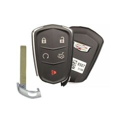 2014-2018 Caddy ATS CTS XTS Keyless Remote Smart Key Entry Fob GM 13598507 OEM