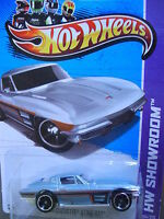HOT WHEELS - HW SHOWROOM - '64 CORVETTE STING RAY - MOC