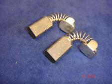 Ryobi Carbon Brushes Sander B7075 B7076 B7100 BE422 BE424I  6.4mm x 9.52mm 313