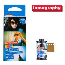 Lomography LOMO 135 Color Negative Film ISO 400 for Diana mini Fisheye x 3 Rolls