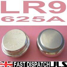 2 x LR9 PX625A V625 PX625 PX13 M20 1.5v Alkaline Batteries