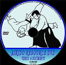 Ultimade apprendimento Guide yoshinkan AIKIDO PC-DVD 9 HR di VIDEO e libri / docs NUOVO