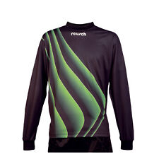 Reusch Soccer Wave Gk Jersey Green Sz Youth Small