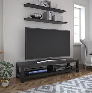 "65"" Modern TV Stand Cabinet Media Console Entertainment Center Unit Shelf Drawer"
