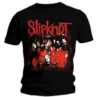 Slipknot T Shirt Band Frame Album Mens Black Rock Metal Tee Unisex New