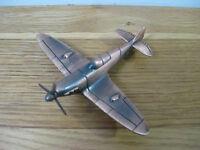 Spitfire Metal Pencil Sharpener WW2 Battle of Britain RAF