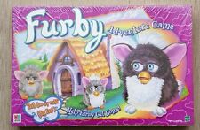 Furby Board Game Adventure Game Complete 1999 MB Hasbro 2 to 6 Players