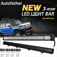 "34"" inch CREE LED Driving Roof Top Light Bar Offroad Spot Flood Combo Truck 4WD"
