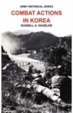 Combat Actions in Korea (Army Historical Series) (Hardback or Cased Book)