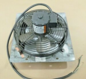"DAYTON 2C819 - 1/25 HP 10""-Dia. 115VAC Shutter Mount Exhaust Fan, 10-1/2"""