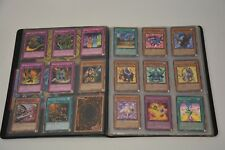 Job Lot of Assorted Yu-Gi-Oh Playing / Trading Cards - In Hard Case Folder
