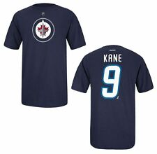 NHL T-Shirt Winnipeg Jets Evander Kane 9 navy Name Number Player Eishockey