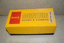 ^^ KODAK MONITOR SUPER 8 CAMERA (#1)